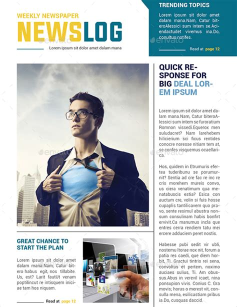 Free Indesign Newsletter Templates by 20 Word Newsletter Templates Free Free