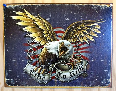Ss Mnh Wwf Aitutaki Blue Moon Butterfly 1 Set live to ride tin sign sturgis motorcyle eagle hd garage cave usa 16a