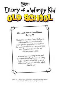 preview diary of a wimpy kid old