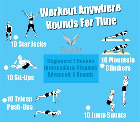 the 30 minute bodyweight home workout workout anywhere