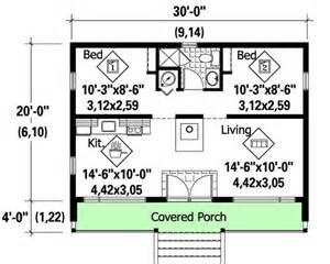 600 sq ft cottage plans vacation cottage 600 sq ft floor plans designs