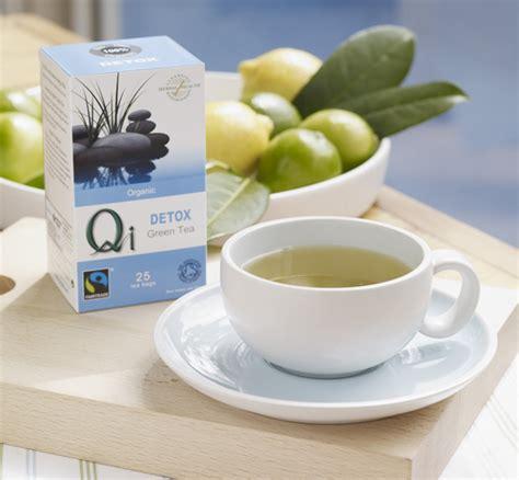 Qi Detox Tea by Universal Fair Trade Coffee Tea And Foods