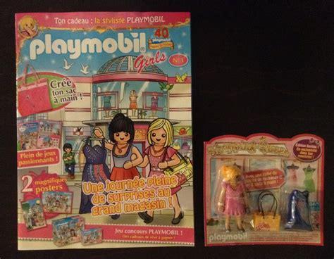 Magazine Set playmobil set 30791803 magazine playmobil n 3