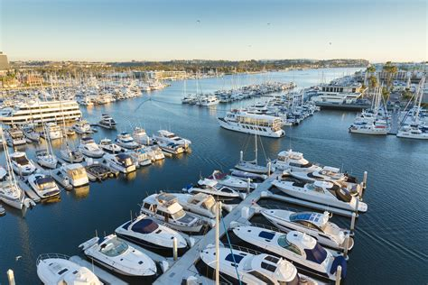los angeles boat show 2018 marina del rey s new visitor study and 2017 economic