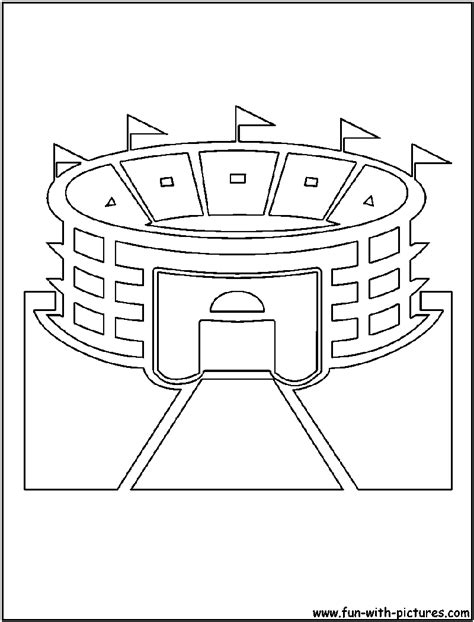 coloring pages football stadium football stadium coloring pages printable sketch coloring page