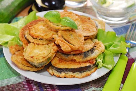 cosa posso cucinare con le melanzane zucchine fritte ricetta romana tradizionale e semplice
