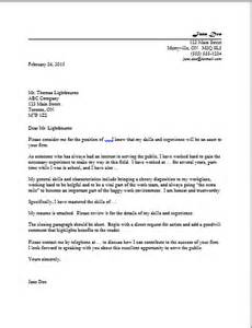 Can A Cover Letter Be Two Pages by Resume Cover Letter Exles