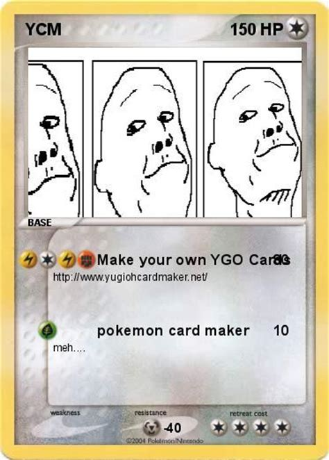 make your own pokémon card design and print your own card pokmon card maker