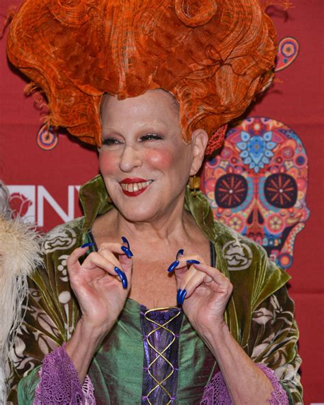 bette midler hocus pocus 2 bette midler photos of legendary singer