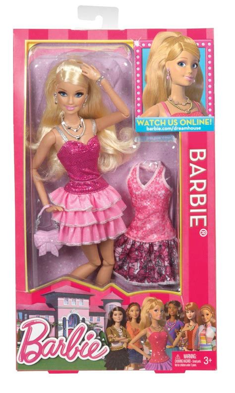 barbie dream house dolls barbie life in the dreamhouse barbie doll