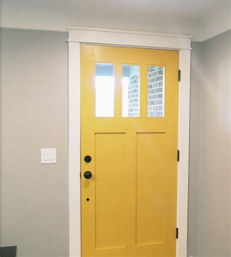 bright yellow door front door color tips amykranecolor com