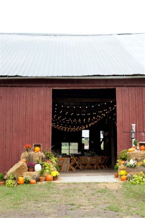 barn decorating ideas picture of inspiring barn wedding exterior decor ideas
