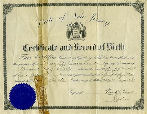 Tennessee Vital Records Marriage Certificate Ancestors Vital Records Sle Birth And Marriage Certificates