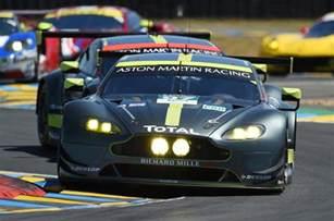 Aston Martin V8 Vantage Le Mans How Aston Martin Claimed Le Mans In A