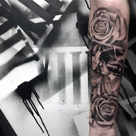 100 memorial tattoos f 252 r m 228 nner timeless tribute design