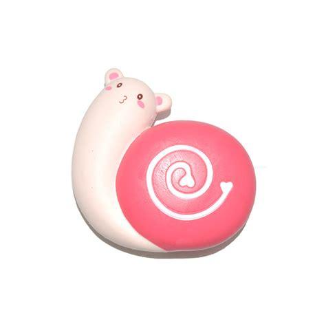 Squishy Kiwi Kiibru Original Packaging Rising Scented kiibru squishy snail jumbo 12cm rising scented