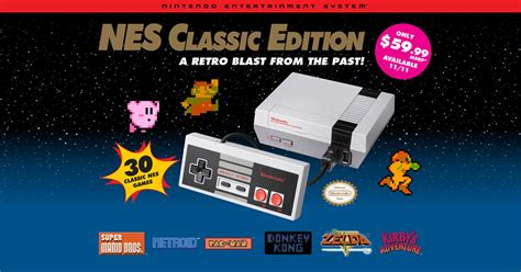 nes 2016 achat vente nes nintendo is bringing back the nes with 30 classic included great deals singapore