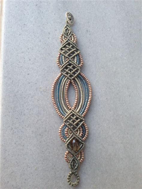 Macrame Knots Bracelet - best 25 macrame bracelets ideas on macrame