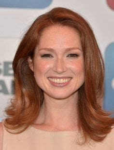 ellie kemper hair color in a box mischa barton with mahogany hair color as seen in quot now