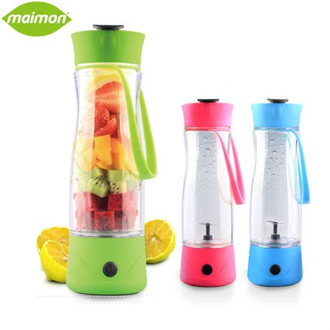 Blender Mini Portable 350ml portable automatic mini bottle blender chocolate