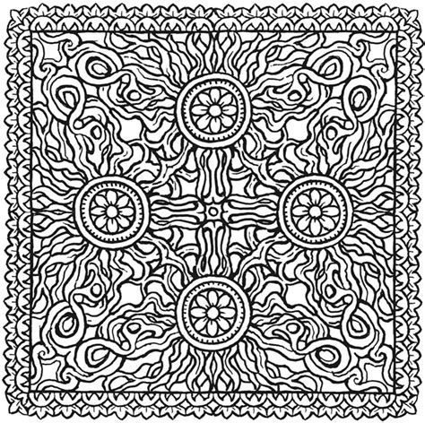 square mandalas creative haven square mandalas by alberta hutchinson review gt coloring books for adults