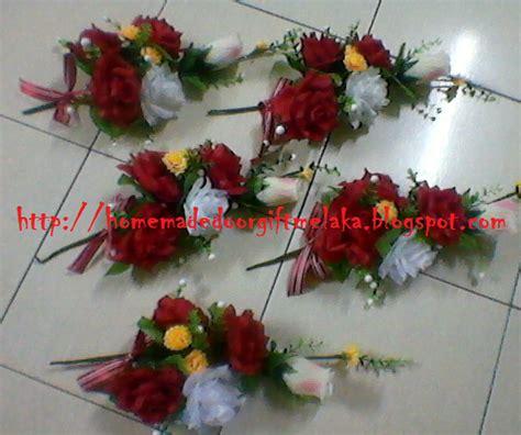 design bunga plastik mengambil tempahan bunga dulang farah homebake