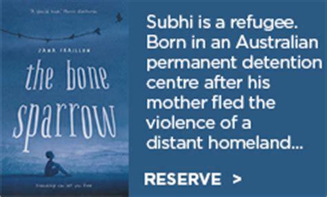 the bone sparrow books darebin libraries