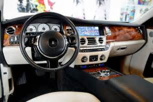 Rolls Royce Phantom Interior 2014 Rolls Royce Ghost Interior Luxury Car Rental