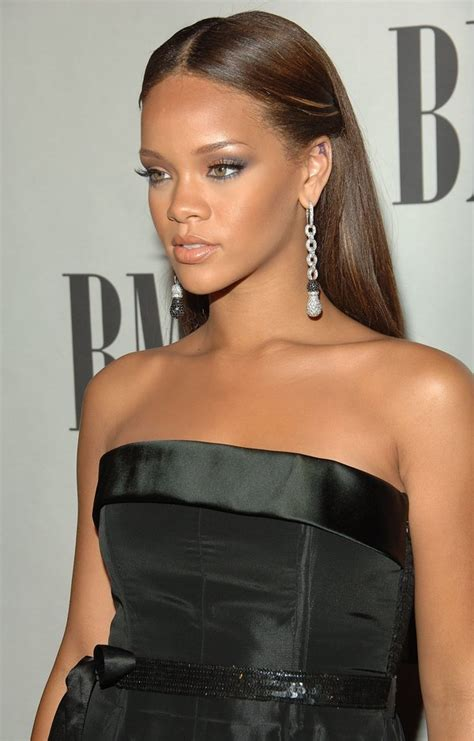 rihanna hairstyles top 35 looks in different years 40 rihanna hairstyles to inspire your next makeover huffpost