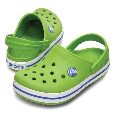 Shoes Like Crocs Comfort by New Genuine Crocs Crocband Childrens Comfort Sandals