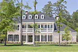 Antebellum Style House Plans by Plantation Style House Plans 5120 Square Foot Home 2