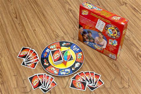 Mainan Keluarga Uno Spin jual uno spin permainan untuk anak keluarga mapple