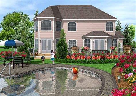 3d home design software free for win7 realtime landscaping pro 2012 free and review