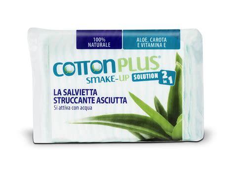 Maxi Liena 2in1 cotton plus solution 2in1 la prima salvietta struccante