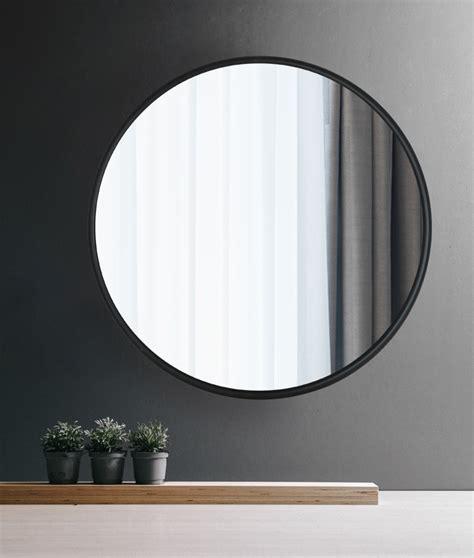 fantadool black  wall mirror rustic accent mirror