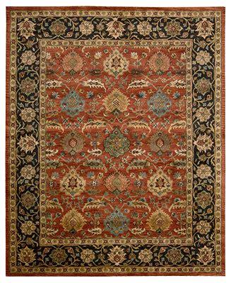 rugs macys nourison area rug jaipur ja35 brick rugs macy s