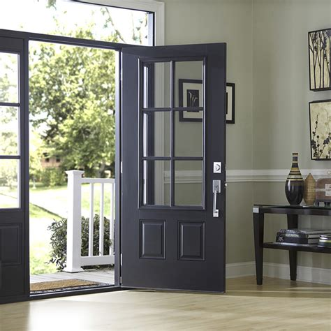 front door with window exterior door buying guide