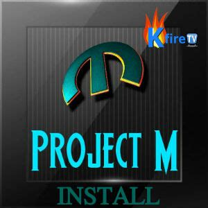 how to install project m how to install project m kodi firestick tv addon from