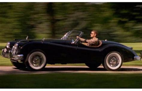 1956 Jaguar Roadster Cruel Intentions The 50 Coolest Cars14 Cruel Intentions Jaguar
