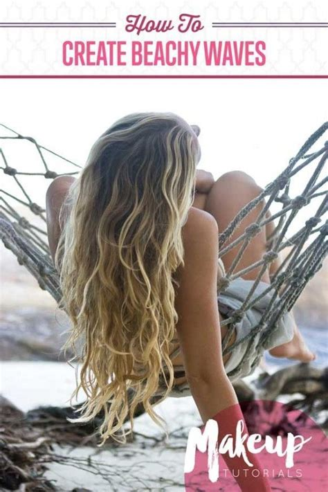 beachy waves for short gair with remington wand best 25 beach waves hairstyle ideas on pinterest beach