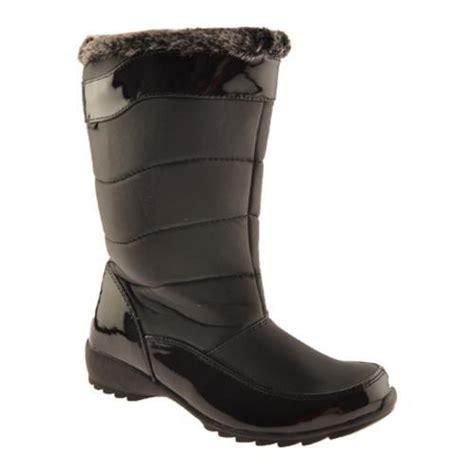 sporto boots reviews s sporto agatha black overstock shopping great