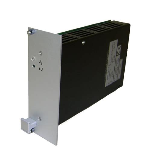Rack Power Supply by Gtn50 24 Zentro 24vdc 2a Rack Mount Power Supply