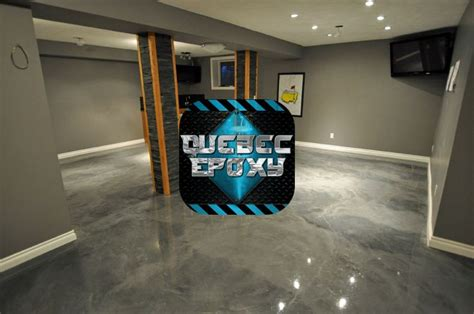 Garage Floor Paint Montreal 17 Best Images About Plancher Epoxy On Pallet