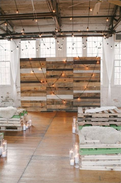 industrial wedding decor  pinterest