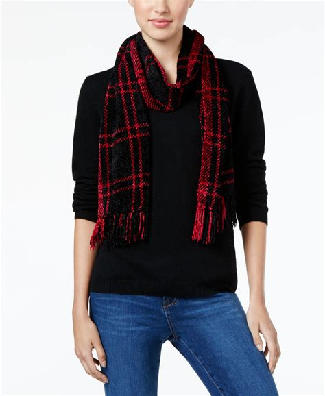 charter club windpine woven chenille scarf only at macy s