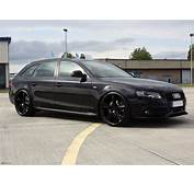 Avus Performance Audi A4 27 TDI S Line Avant Black Arrow