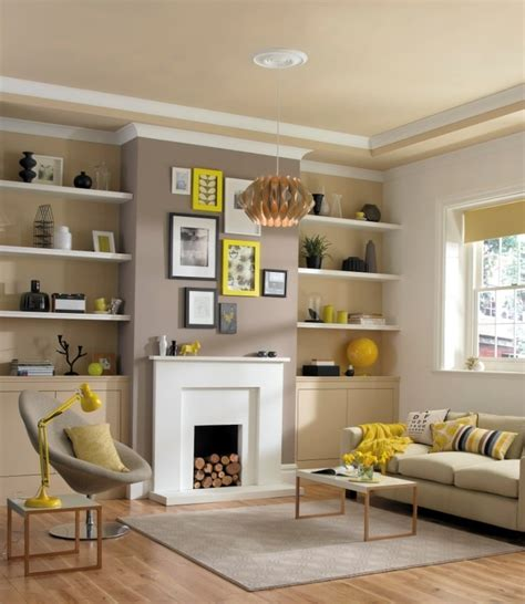 Living Room Alcove Decorating Ideas by Gele Woonkamer Interieur Insider