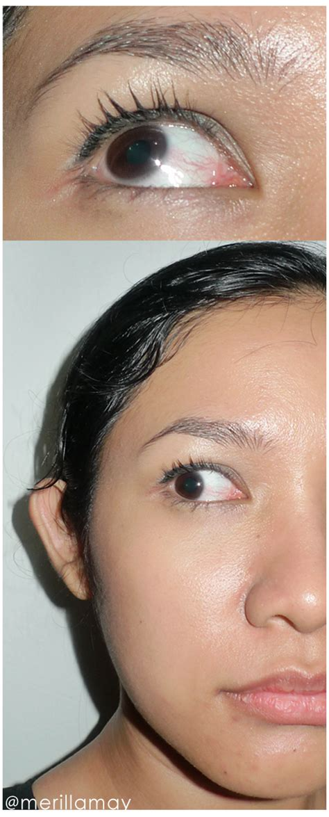 Maskara Dan Eyeliner Mustika Ratu merilla may s review mustika ratu herbal wipes