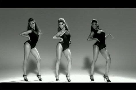 Single ladies clip dancers body