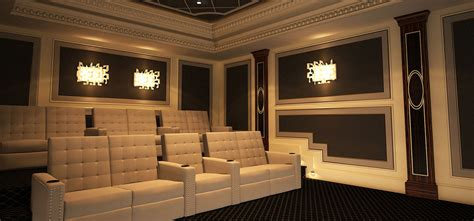 home designer architect home theater design
